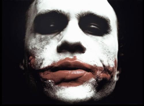 Heath Ledger New Joker