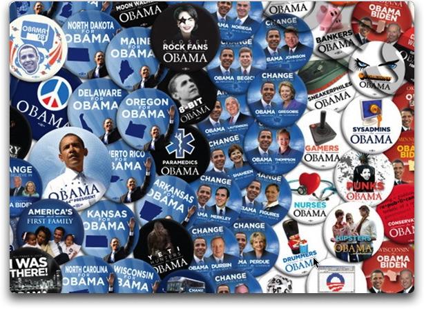 obama botones