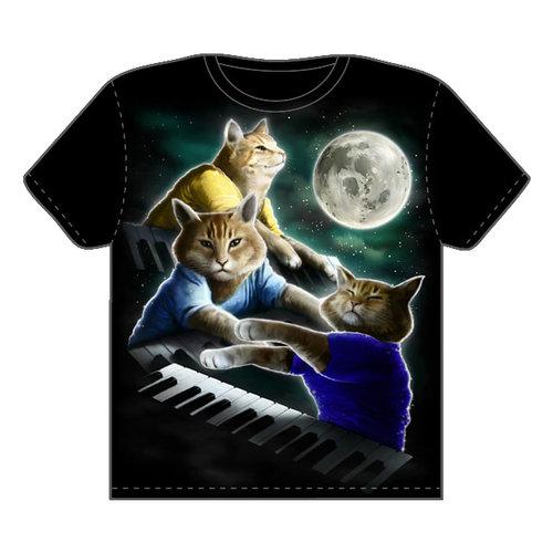 keyboardcat t-shirt