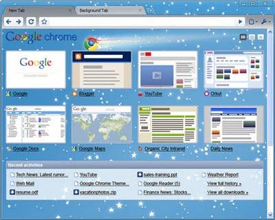 Google Chrome V3