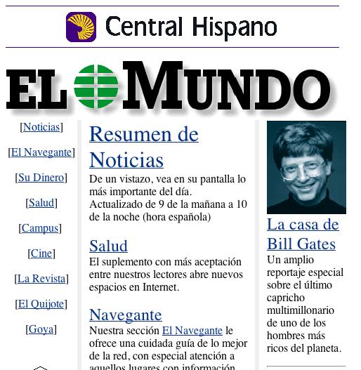 El Mundo (1996)