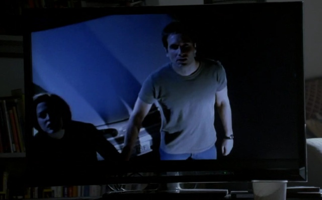 X Files en Fringe