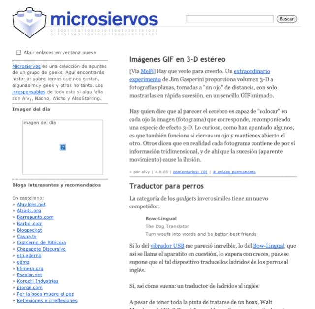 Microsiervos (2003)