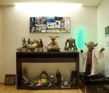 Más de la colección de Star Wars