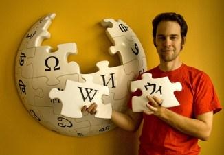 Wikipedia en 3D Foto 4