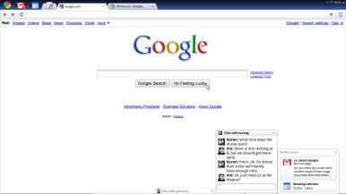 Google Chrome OS 3