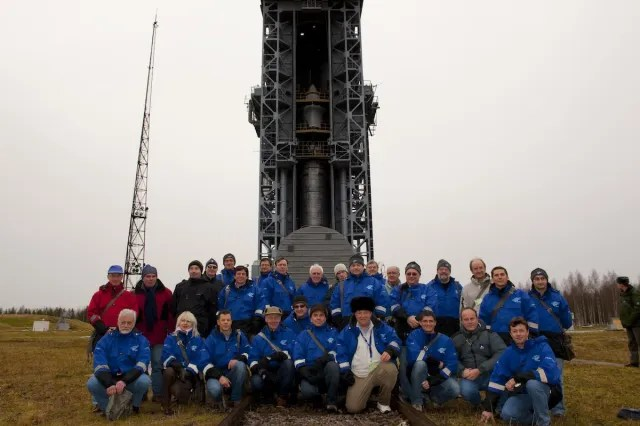 SMOS & Proba 2 Launch campaign with Rocket launcher