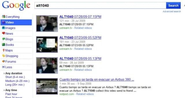 Busqueda nuevo Google