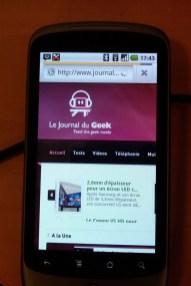 Nexus One 5
