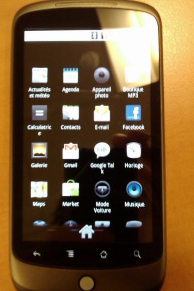 Nexus One 9