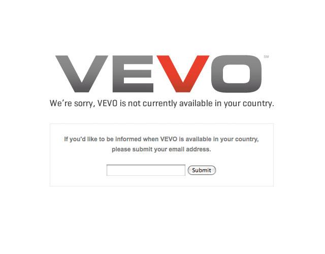 vevo-fail