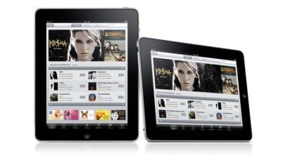 iPad interfaz iTunes