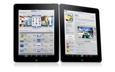 iPad interfaz App Store
