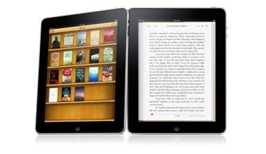 iPad interfaz iBooks