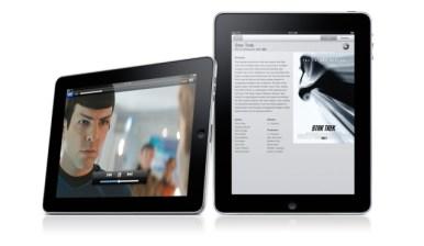iPad interfaz Vídeos