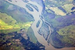 El Amazonas a su paso por Brasil