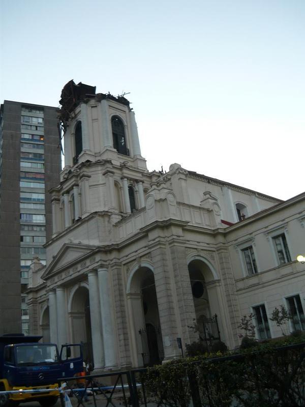 Daños del terremoto en Chile 12 - Vía @cadaunante