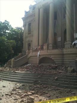 Daños del terremoto en Chile 4 - Vía @silviorobles