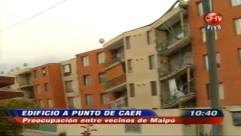 Daños del terremoto en Chile 6 - Vía @ddiazn