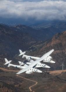 VirginSpaceShip 2