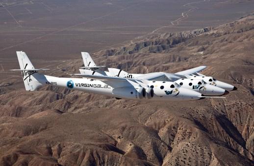VirginSpaceShip 3