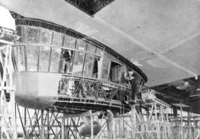 Hindenburg - Barqueta
