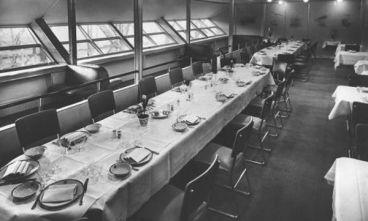 Hindenburg - Comedor