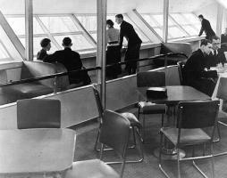 Hindenburg - Sala de Estar