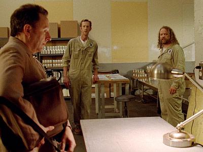 Ben en los extras de los DVDs de la temporada 6 de Lost