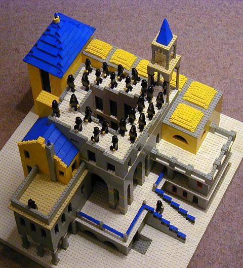 escher-lego-ascending-descending