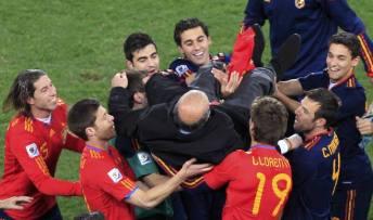 España victoria Mundial de Fútbol Sudáfrica 2010 9
