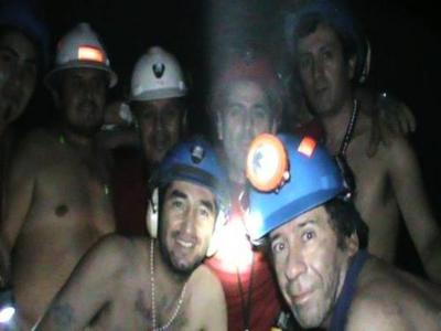 Mineros chilenos