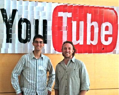 YouTube Aboukhadijeh y Hurley