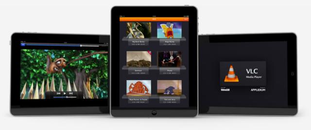 VLC iPad