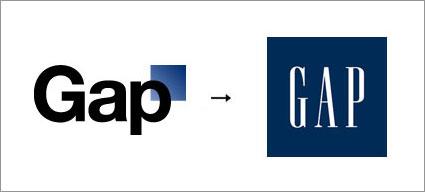 Logos de Gap
