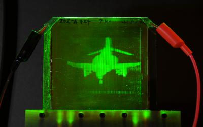 Telepresencia holográfica