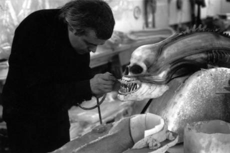 Alien HR Giger 1978