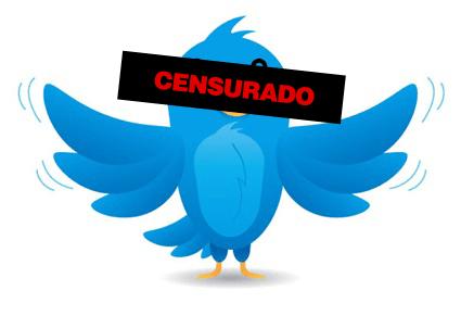 Twitter Censurado