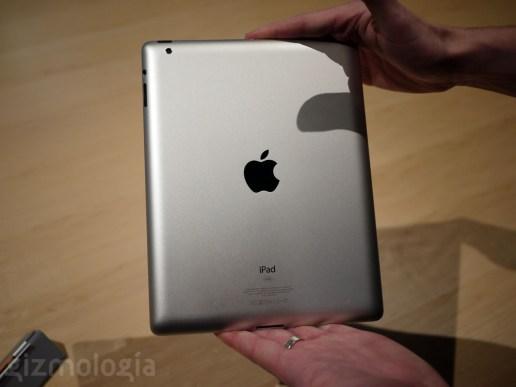iPad 2 trasera