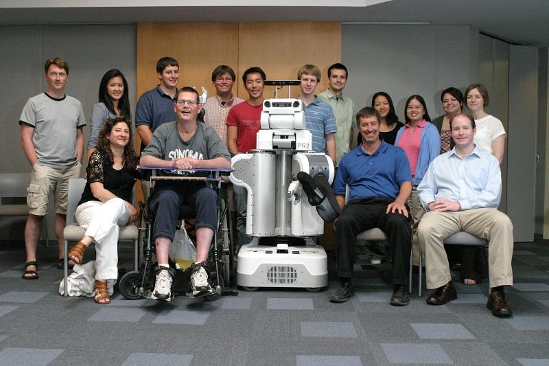 Robots para la Humanidad