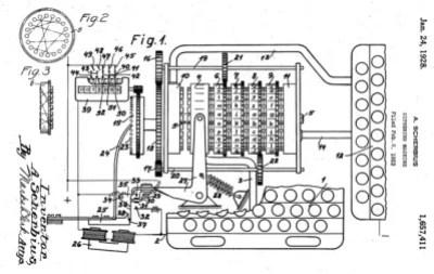 Scherbius-1928-patent