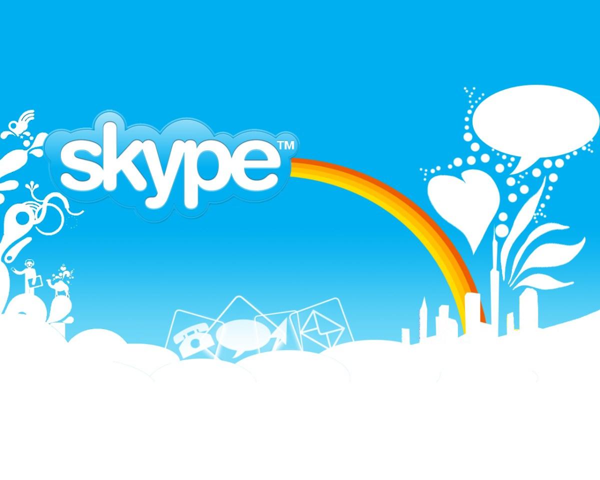 mensajes de vídeo de Skype