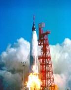 Lanzamiento Alan Shepard