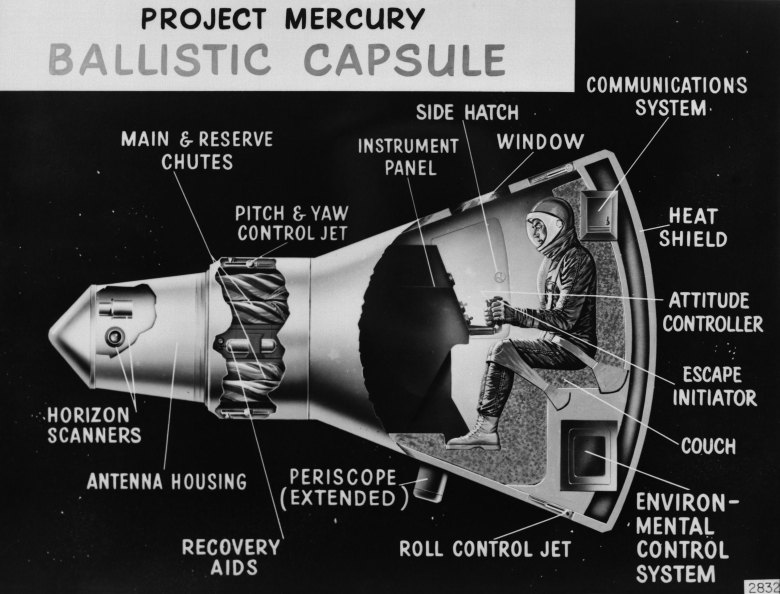 Mercury-capsule