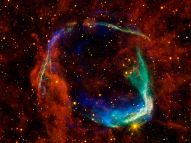 Supernova imagen