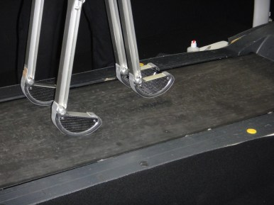 robot piernas