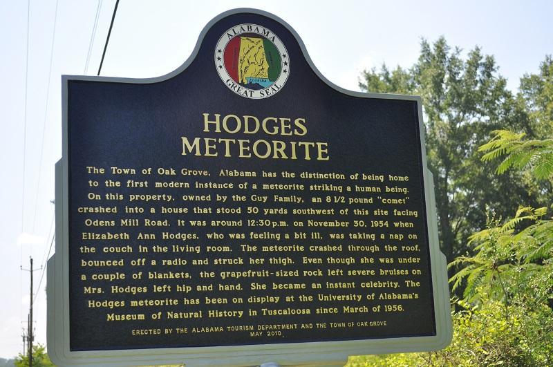 Meteorito Hodges