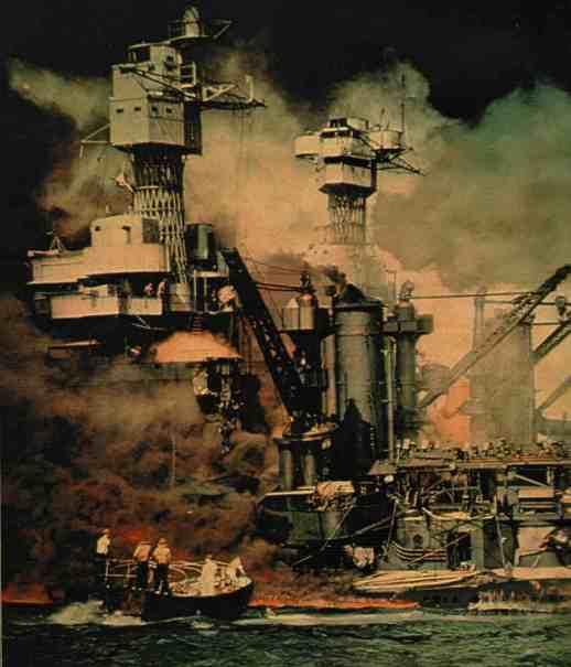 Ataque a Pearl Harbor 4