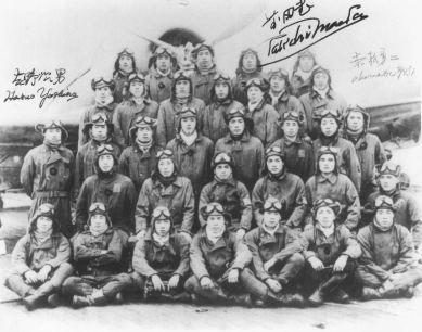 Pilotos Japoneses Portaaviones Kaga - Pearl Harbor
