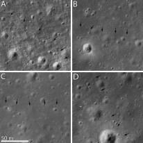 Trazas rover lunar
